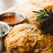 220x220 sq 1470677124657 real food fried chicken website