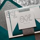 130x130 sq 1386276443698 glittery wedding invitations 103