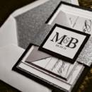 130x130 sq 1386278000929 glittery wedding invitations 102