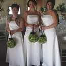 130x130 sq 1235786361718 greenbridesmaidsballs
