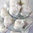 130x130 sq 1334679691020 whiteminiweddingcakes