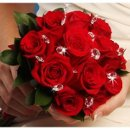 130x130 sq 1334679723589 redbouquetwithjewels