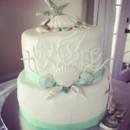 130x130 sq 1480527743785 seashell cake