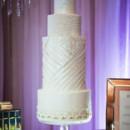 130x130 sq 1421814829337 sunriver 1920s inrpired wedding cake