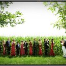130x130 sq 1234636533363 01 bridalparty red green