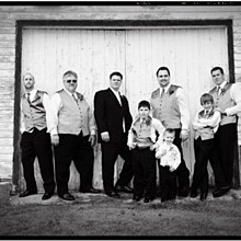 220x220 sq 1234636535566 03 bridalparty bw bjm
