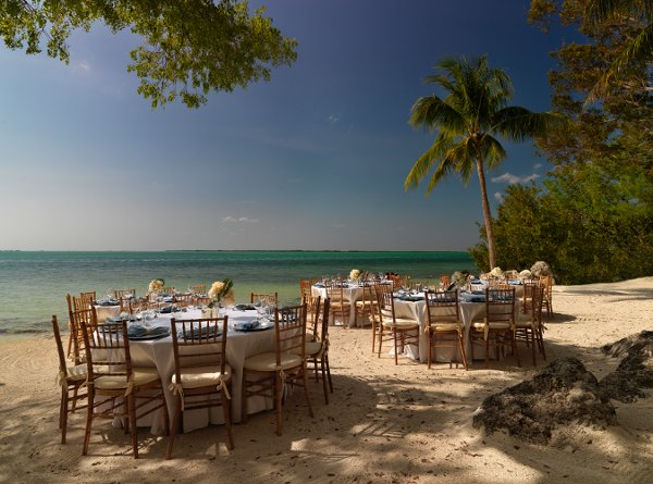Hilton key largo resort key largo fl wedding venue for Key largo buffet