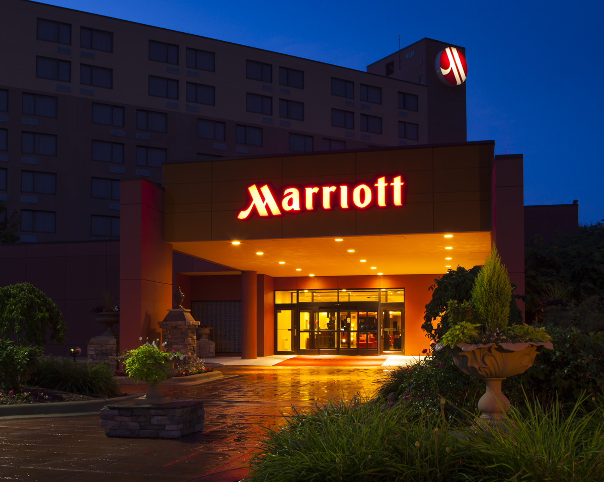 Ann Arbor Marriott Eagle Crest Ypsilanti Venue