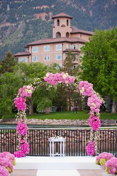 The Broadmoor - Colorado Springs, CO Wedding Venue