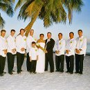 130x130 sq 1331737257106 weddingpartybeach