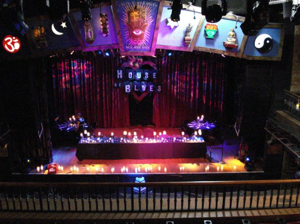 House Of Blues Cleveland Cleveland Oh Wedding Venue