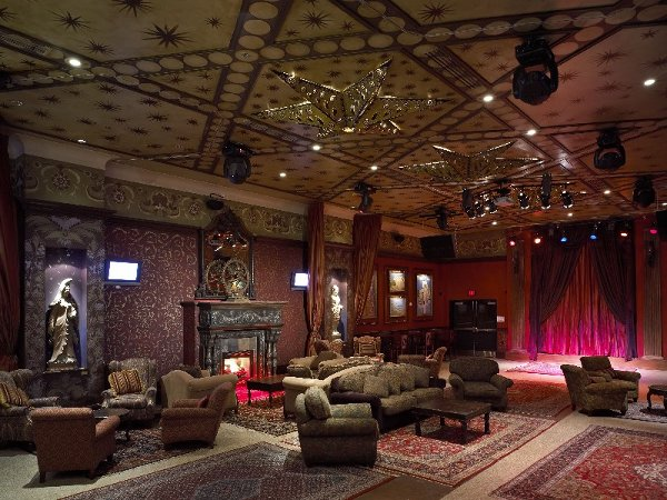 Cambridge Room At House Of Blues Cleveland