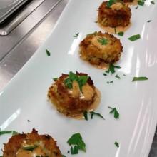220x220 sq 1490997911985 ww crabcakes spicy remoulade