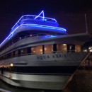 130x130 sq 1421249716869 2014 aqua azul exterior evening w lit up top decks