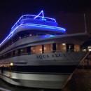 130x130 sq 1421249716869 2014 aqua azul exterior evening w lit up top decks
