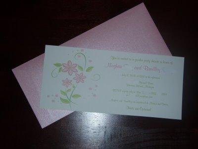 photo 1 of So in Love Invitations