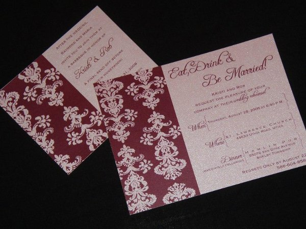 photo 3 of So in Love Invitations