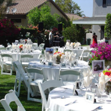 220x220 sq 1403018969984 backyard wedding reception2