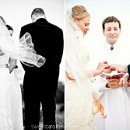 130x130 sq 1306418809849 brideandgroomduringweddingceremony1