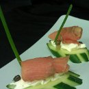 130x130 sq 1347472331528 smokedsalmoncanapes