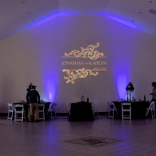 220x220 sq 1467214943939 alan waltz wedding lighting purple uplighting mono