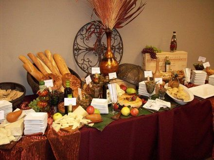 Greenville Wedding Caterers Reviews For Caterers - Table 301 catering