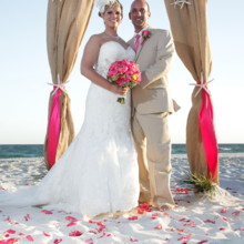 220x220 sq 1413558053164 florida beach wedding 2