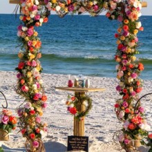 220x220 sq 1417971395802 florida beach wedding package 6