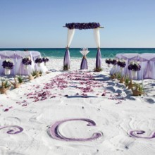 220x220 Sq 1417971402674 Florida Beach Wedding Package 9