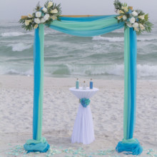 220x220 sq 1445871951383 destin beach wedding 1