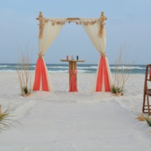 220x220 sq 1512764747628 barefoot bliss beach wedding package