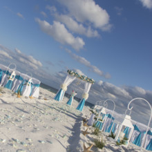 220x220 sq 1512764867204 beach wedding in florida 5