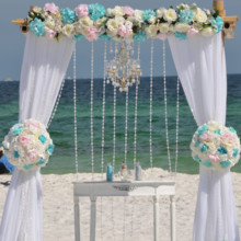 220x220 sq 1512765162807 destin florida beach wedding 18a