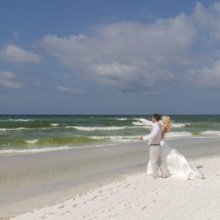220x220 sq 1512765225807 elope to destin florida 4