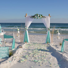 220x220 sq 1512765327035 get married barefoot on the beach 6