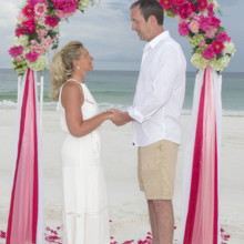 220x220 sq 1512765601316 florida beach wedding 1