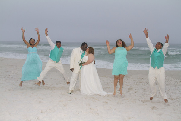 Barefoot Weddings Fort Walton Beach Fl Wedding Planner