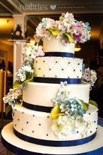 Tiffanys Baking Co Wedding Cake North Carolina