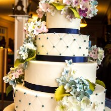 220x220 sq 1347635275886 navypearlweddingcake