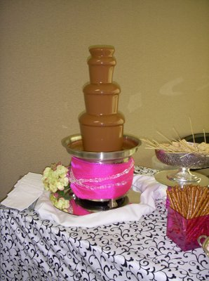 A Chocolate Affair-Chocolate Fountains