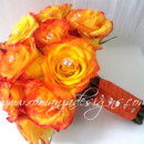 130x130 sq 1380813252877 circus rose bouquet with crystal pinswatermarked