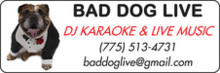 220x220 1377121955496 bad dog live dj karaoke  live music