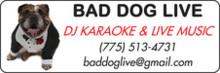 220x220 1377121955496 bad dog live dj karaoke  live music
