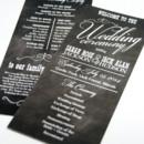 130x130 sq 1416937732641 twosidedcardweddingprogram