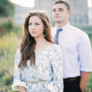 130x130 sq 1413487369518 park city white barn engagement photos 0745