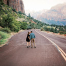 130x130 sq 1413488240824 zion national park engagement photos 0693