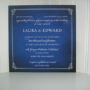130x130 sq 1415638331530 navy blue.gradient.square.wedding.invitation.mecha