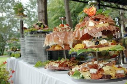 photo 1 of Sweet Basil Catering