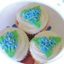 130x130 sq 1234981357427 flowercupcake