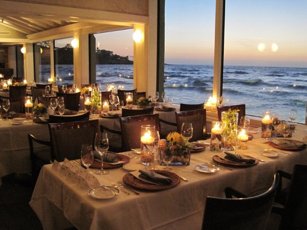 The Marine Room La Jolla Ca Wedding Venue